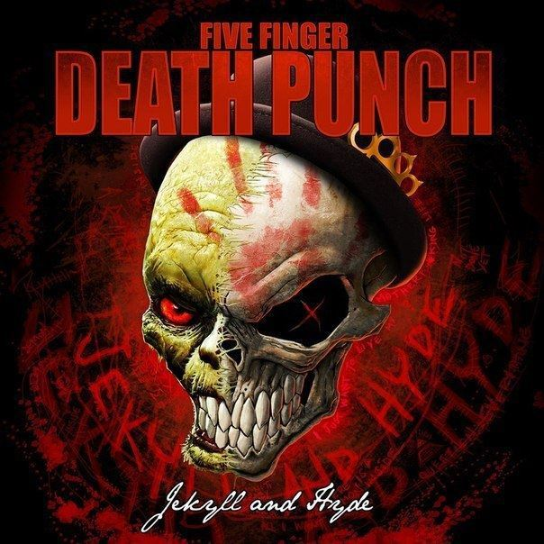 Five Finger Death Punch -  'Jekyll And Hyde'