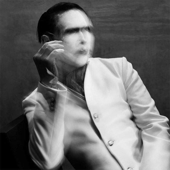 "Marilyn Manson - ""The Pale Emperor"""
