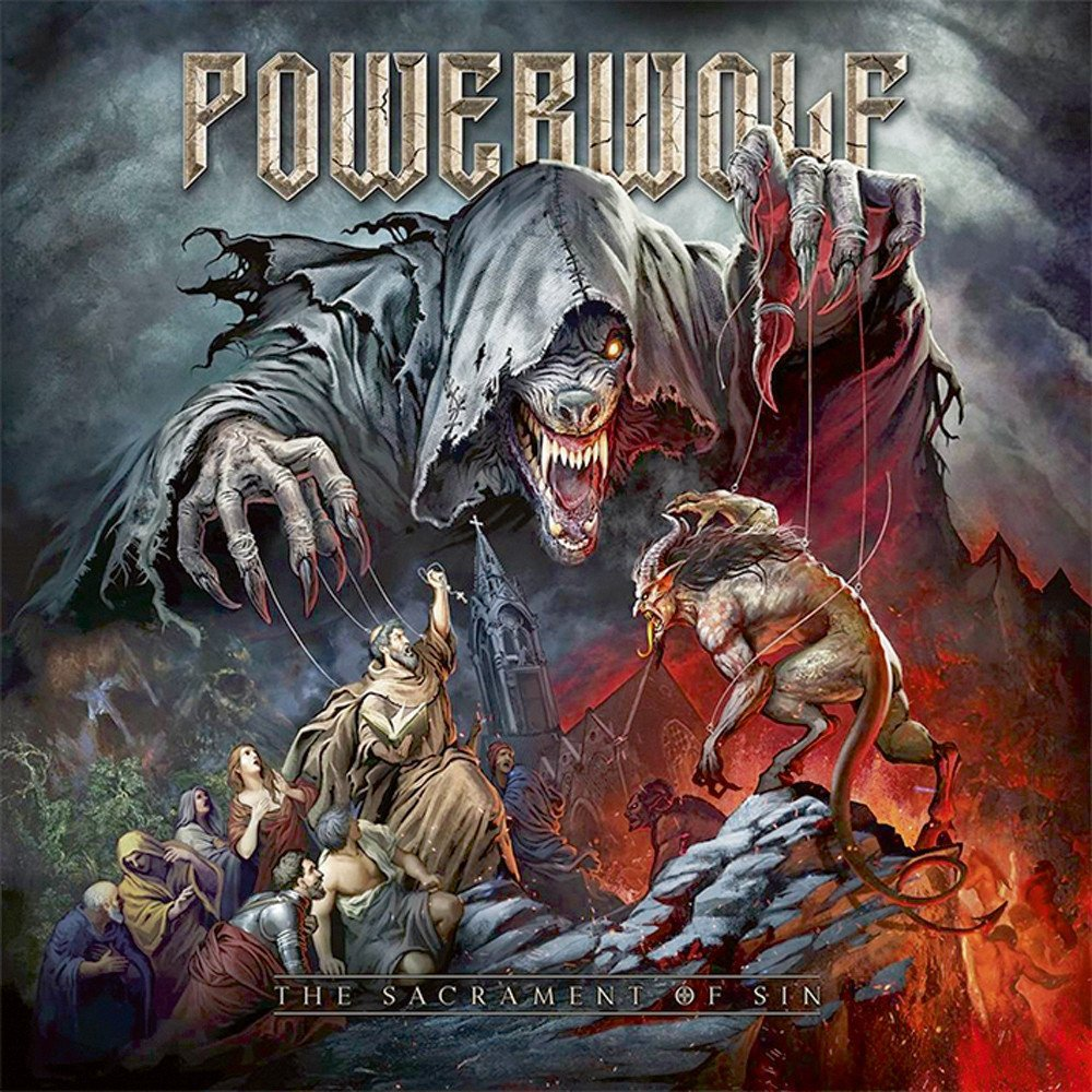 Powerwolf: The Sacrament Of Sin""
