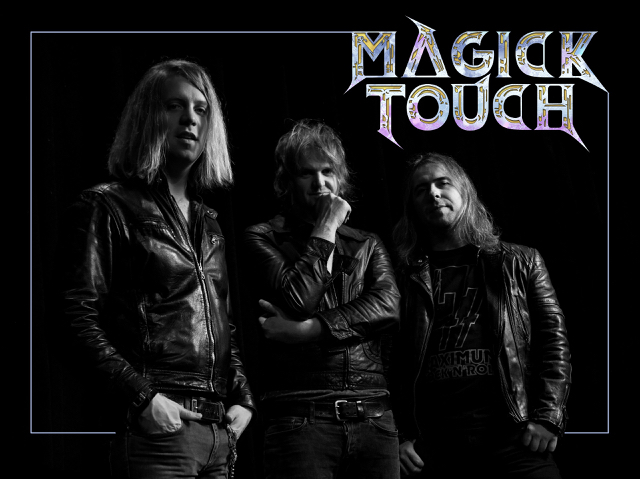"Magick Touch - ""Blades, Chains, Whips & Fire"""