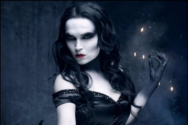 "Tarja Turunen - ""From Spirits And Ghosts (Score For A Dark Christmas)"""