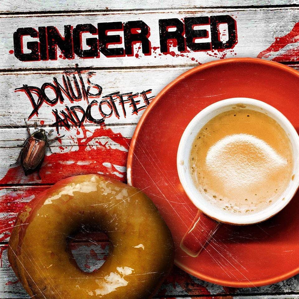 "Ginger Red - ""Donuts And Coffee"""
