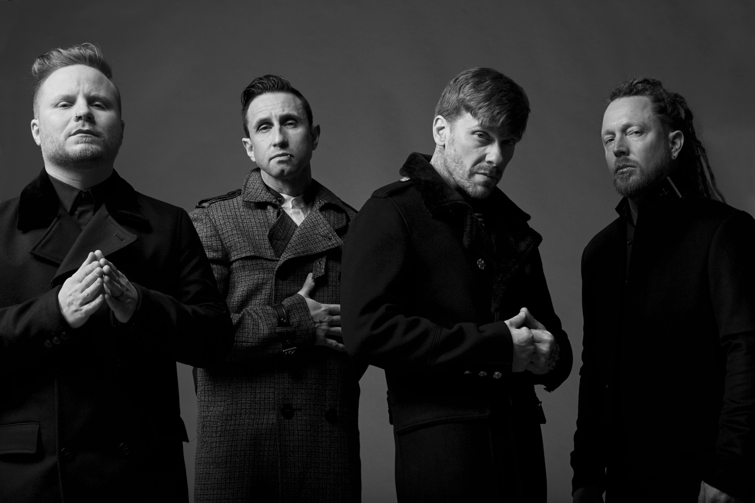 Rock Hard - SHINEDOWN: Get Up-Pianoversion ist online