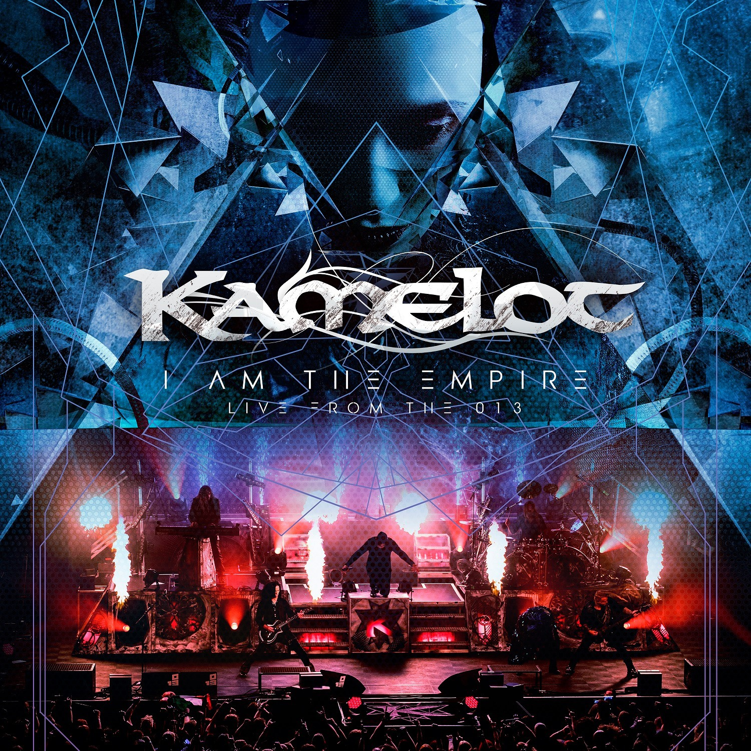 "Rock Hard - KAMELOT: 'Sacrimony'-Clip vom ""I Am The Empire""-Live ..."